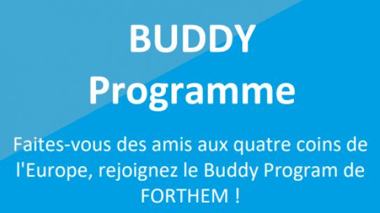 BUDDY programme : partez à la rencontre d'étudiants étrangers !